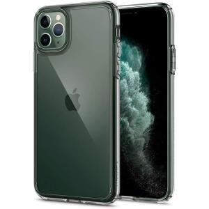 スマホケース Spigen iPhone 11 Pro Max 6.5インチ ウルトラ ハイブリッド...