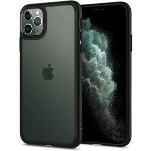 スマホケース Spigen iPhone 11 Pro Max  耐衝撃 カメラ保護 ウルトラ ハイ...