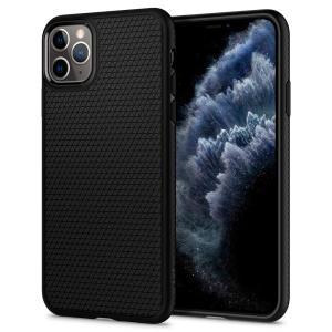 スマホケース Spigen iPhone 11 Pro 5.8インチ TPU カメラ保護 リキッド ...