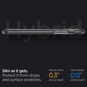 スマホケース Spigen iPhone 11 Pro 5.8インチ ウルトラ ハイブリッド 077...