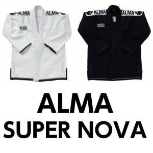 格闘技 ALMA 国産柔術衣 スパーノヴァ M00 M0 M1 M2サイズ