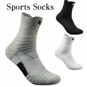 スポーツソックス 中厚地 アウトドア トレッキング メンズ 靴下|wls