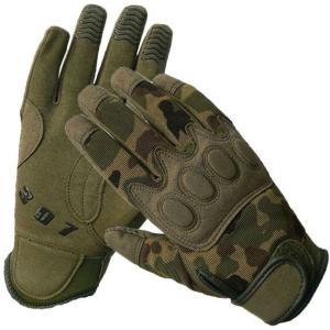 サバゲー装備 タクティカルグローブ 迷彩 カモ 手袋 ミリタリー 送料無料|wls
