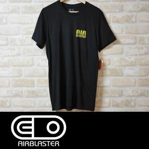 18 AIRBLASTER Tシャツ Corpo Tee - Black - 国内正規品|wmsnowboards
