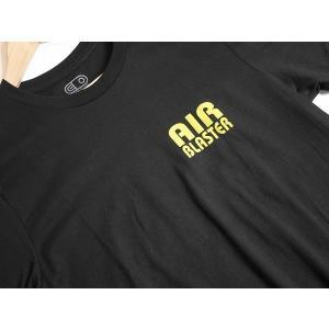 18 AIRBLASTER Tシャツ Corpo Tee - Black - 国内正規品|wmsnowboards|03