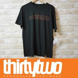 大人気ブランド『ThirtyTwo』のTシャツ。 保温と吸汗・速乾機能を併せ持ち、 快適な着心地で、...