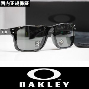 OAKLEY オークリー サングラス HOLBROOK - Polished Black / Prizm Grey プリズムレンズ OO9244-3056 国内正規品 アジアンフィット|wmsnowboards