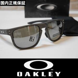 OAKLEY オークリー サングラス HOLBROOK R - Woodgrain / Prizm Black Iridium プリズムレンズ OO9379-0555 国内正規品 アジアンフィット|wmsnowboards
