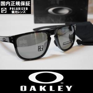 OAKLEY オークリー サングラス HOLBROOK R - Polished Black / Prizm Black Polarized 偏光レンズ プリズムレンズ OO9379-0655 国内正規品 アジアンフィット|wmsnowboards