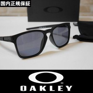 OAKLEY オークリー サングラス LATCH SQ - Matte Black / Grey OO9358-01 国内正規品 アジアンフィット|wmsnowboards