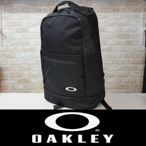 18 OAKLEY オークリー バックパック ESSENTIAL BACKPACK M 2.0 - BLACKOUT 国内正規品 wmsnowboards