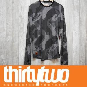 大人気ブランド『ThirtyTwo』のファーストレイヤー。 保温と吸汗・速乾機能を併せ持ち、 快適な...