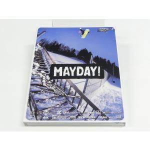 14-15 スノーボード DVD VIDEO GRASS MAYDAY DVD×Blu-ray Combo Pack|wmsnowboards