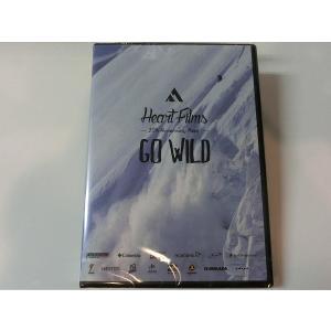 15-16 スノーボード DVD Heart Films - GO WILD|wmsnowboards