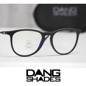 DANG SHADES サングラス FENTON - Black Soft / Clear 国内正規品|wmsnowboards
