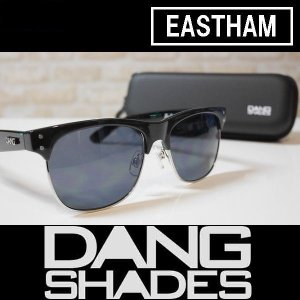 DANG SHADES サングラス EASTHAM - Black Gloss / Black 国内正規品|wmsnowboards