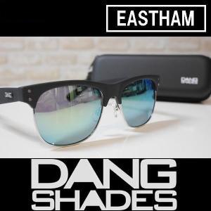 DANG SHADES サングラス EASTHAM - Black Soft / Gold Mirror 国内正規品|wmsnowboards
