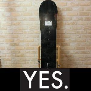 16-17 YES. イエス BASIC - 152cm スノーボード 国内正規品|wmsnowboards