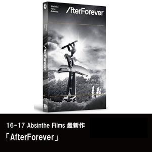 16-17 スノーボード DVD Absinthe Films 「AfterForever」|wmsnowboards