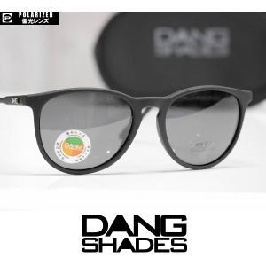 DANG SHADES サングラス FENTON - Black Soft / Black Smoke Polarized 国内正規品|wmsnowboards