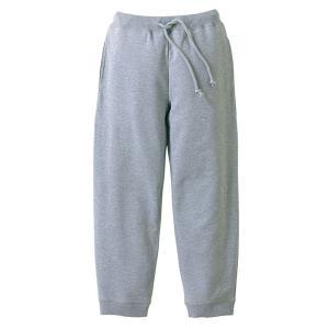 スウェットパンツ メンズ レディース グレー 無地 s m l xl xxl 大きいサイズ スウェット パンツ ショートパンツ ゴム 綿 ルームウェア 男 女 ロング|wmstore