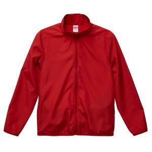 ジャケット メンズ レディース 赤 レッド s m l xl xxl 2l 3l スタンド ブルゾン ジャンパー アウター おしゃれ 大きい ユニセックス 防寒 あったか 軽い 暖|wmstore