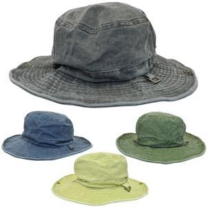 アドベンチャーハット メンズ レディース サファリハット 帽子 アウトドア 綿 フェス ぼうし ハット サイズ調節 つば広 日よけ 登山 夏 おしゃれ キャンプ 2way|wmstore
