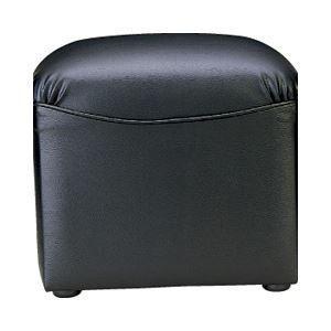 アイコ 応接椅子 スツール ボックスタイプ レザー