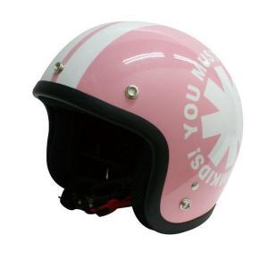 <title>海外 ダムトラックス DAMMTRAX Jrサイズヘルメット ポポウィール ピンク 54cm〜57cm未満</title>