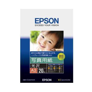 <title>市販 まとめ エプソン EPSON 写真用紙〔光沢〕 A3 KA320PSKR 1冊 20枚 〔×2セット〕</title>