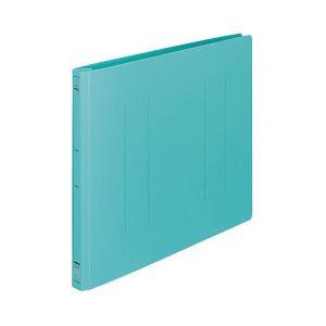 【商品名】 (まとめ) コクヨ フラットファイル(PP) B4ヨコ 150枚収容 背幅20mm 緑 ...