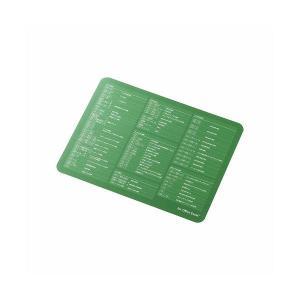 【商品名】 (まとめ)エレコム 爆速効率化マウスパッド for Excel MP-SCE【×5セット...