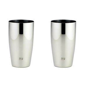 <title>磨き屋シンジケート 完全送料無料 400ml ビアタンブラー 2cup</title>
