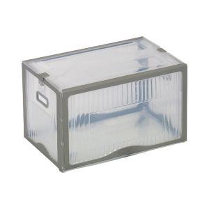 セール 岐阜プラスチック工業 定価の67%OFF リスボックス 53B C GY 53L 透明