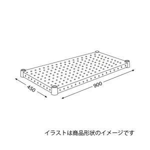 <title>エレクター 2020 新作 パンチングシェルフ H1836PW1</title>