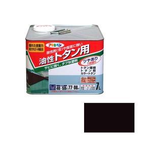 【商品名】 アサヒペン AP トタン用 7L 新茶