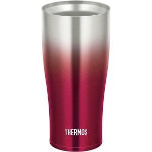 【商品名】 【THERMOS サーモス】 真空断熱タンブラー/カップ 【スパークリングレッド】 42...