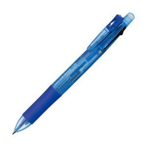 【商品名】 (まとめ) ゼブラ 多機能ペン サラサ3+S(軸色:青) SJ3-BL 1本 【×10セ...