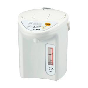 【商品名】 タイガー魔法瓶 マイコン電動ポット2.2L ホワイト PDR-G221W 1台 【ジャン...