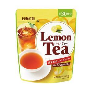 【商品名】 (まとめ) 三井農林 日東紅茶 レモンティー200g【×10セット】