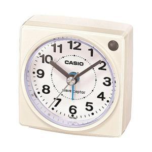 【商品名】 (まとめ)カシオ 電波置き時計(白) TQ-750J-7JF 1台【×3セット】