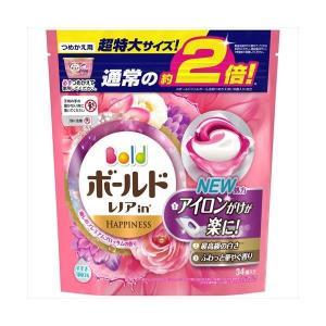 (まとめ)ボールドジェルボール3D 癒しのプレミアムブロッサムの香り 詰替用超特大サイズ 〔× 8 ...