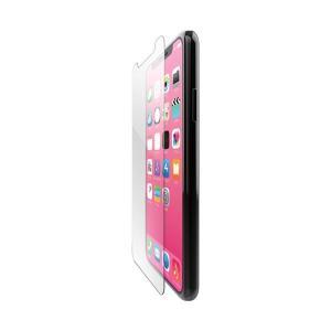 【商品名】 (まとめ)エレコム iPhone XR/ガラスフィルム/0.33mm PM-A18CFL...