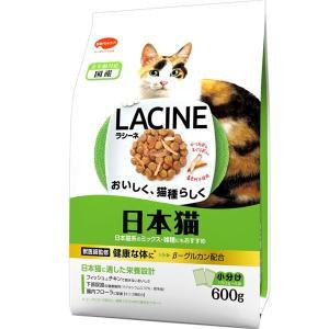 <title>まとめ ラシーネ 日本猫 600g〔×10セット〕〔猫用フード ペット用品〕 年中無休</title>