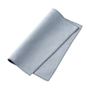 【商品名】 (まとめ) サンワサプライ銀イオンクリーニングクロス 抗菌・消臭 W200×H200mm...