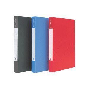 まとめ セール商品 ビュートン リングファイル A4タテ 2穴 海外輸入 200枚収容 背幅30mm 1冊 〔×30セット〕 BRF-A4-B ブルー