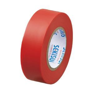 <title>まとめ セキスイ エスロンテープ #360 19mm×10m 驚きの値段 赤 V360R1N ×100セット</title>
