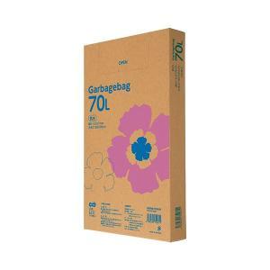まとめ TANOSEE 新発売 至高 ゴミ袋エコノミー乳白半透明 70L 110枚 〔×5セット〕 1箱 BOXタイプ