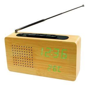 ウッドFMラジオ PR700〔代引不可〕|wmstore