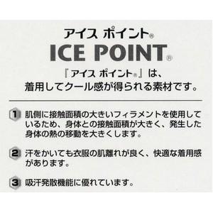 頭部の熱を効果的に逃がすアイスポイント使用ピローケース(2枚組) ブルー 日本製|wmstore|04
